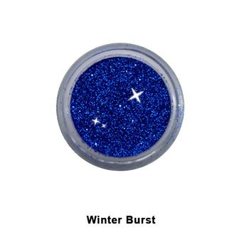 Eye Kandy Glitter Sprinkles - Winter Burst (Fine) | Camera Ready Cosmetics - 55