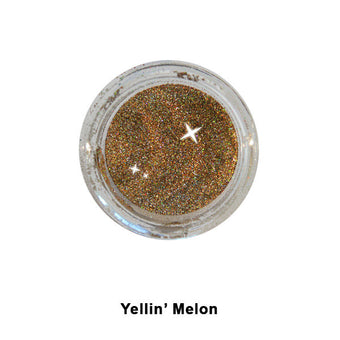 Eye Kandy Glitter Sprinkles - Yellin' Mellon (Super Fine) | Camera Ready Cosmetics - 56