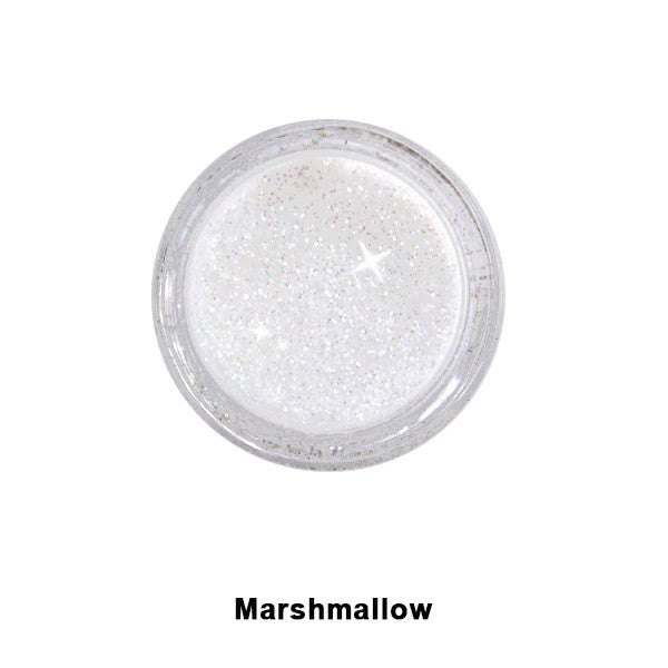 Eye Kandy Glitter Sprinkles - Marshmallow (Sugar) | Camera Ready Cosmetics - 32