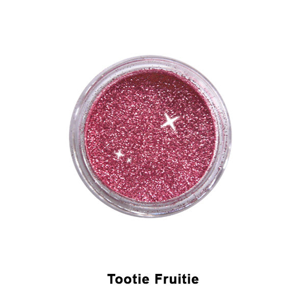 Eye Kandy Glitter Sprinkles - Tootie Fruitie (Super Fine) | Camera Ready Cosmetics - 52