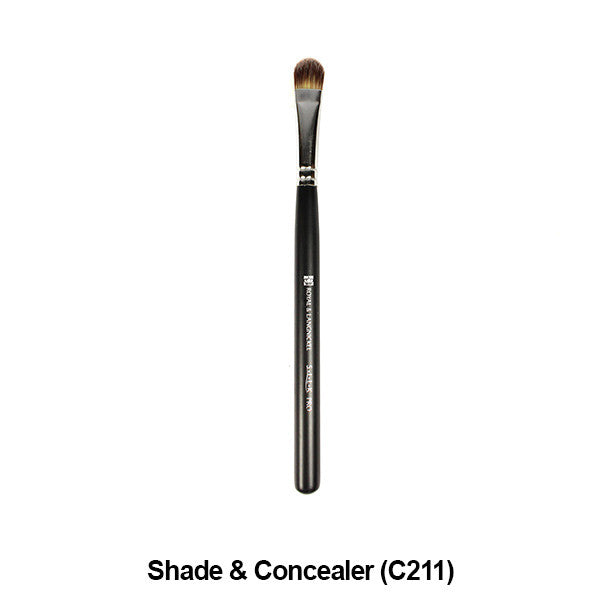 Graftobian Pro Royal Silk Line Individual Brushes (Sold Separately) - Shade & Concealer (78130) | Camera Ready Cosmetics - 27