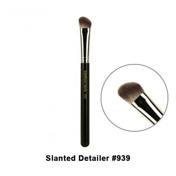 Bdellium Tools Maestro Series Brushes for Face - 939 Slanted Detailer | Camera Ready Cosmetics - 7