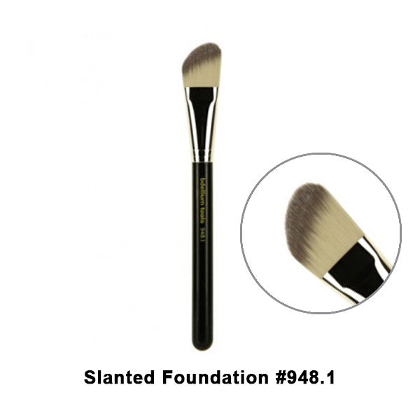 Bdellium Tools Maestro Series Brushes for Face - 948.1 Slanted Foundation | Camera Ready Cosmetics - 15