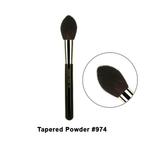 Bdellium Tools Maestro Series Brushes for Face - 974 Tapered Powder | Camera Ready Cosmetics - 26