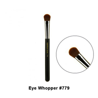 alt Bdellium Tools Maestro Series Brushes for Eyes 779 Eye Whopper (Maestro Eyes)