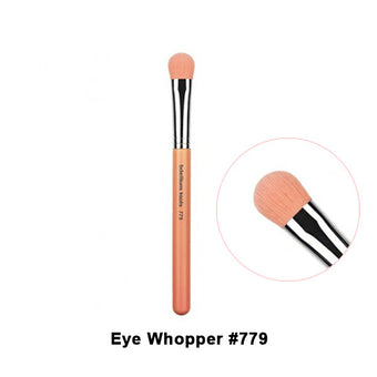 alt Bdellium Tools Pink Bambu Brushes for Eyes 779 Eye Whopper (Pink)