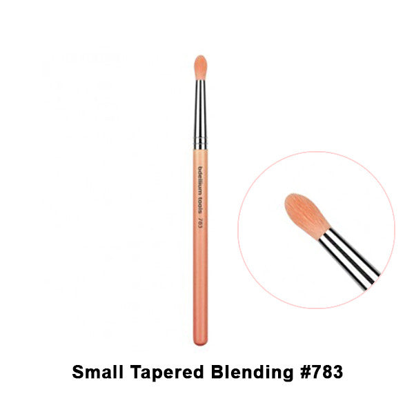 Bdellium Tools Pink Bambu Brushes for Eyes - 783 Small Tapered Blending | Camera Ready Cosmetics - 25