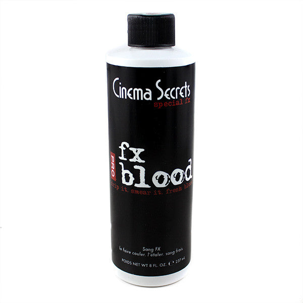 Cinema Secrets FX Blood - 8oz | Camera Ready Cosmetics - 4