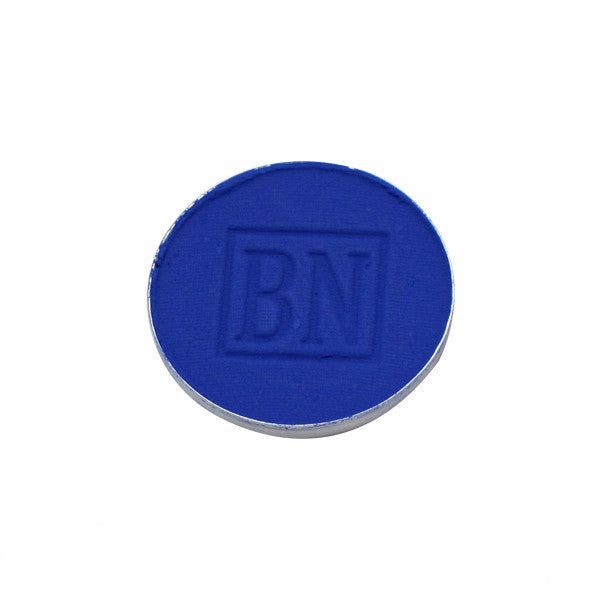 Ben Nye Cake Eye Liner REFILL - Electric Blue ELR-7 / .07 oz SMALL | Camera Ready Cosmetics - 9
