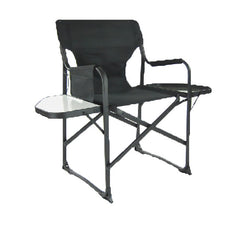 Tuscany Pro - Directors Chair with LED Lighted Side Table CC65TTLED (USA ONLY)(OOS ETA END OF JANUARY)