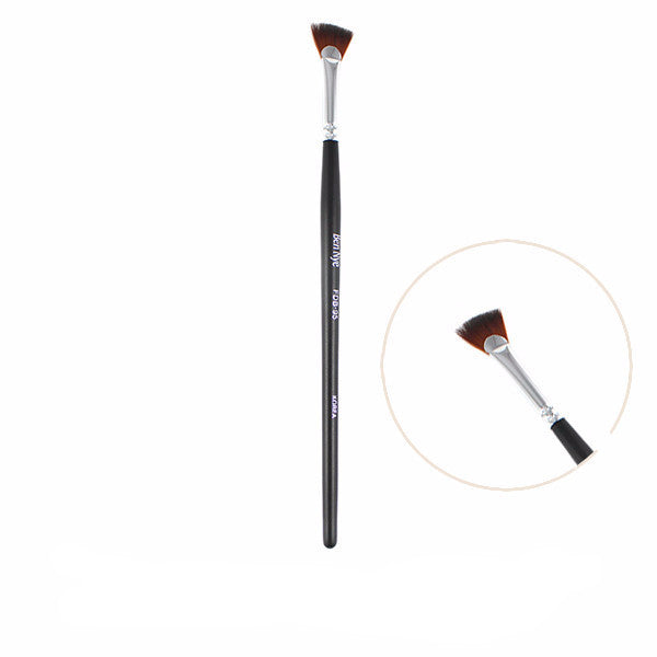 Ben Nye Fine Detail Makeup Brush - FDB-95 Mascara Fan Brush | Camera Ready Cosmetics - 13