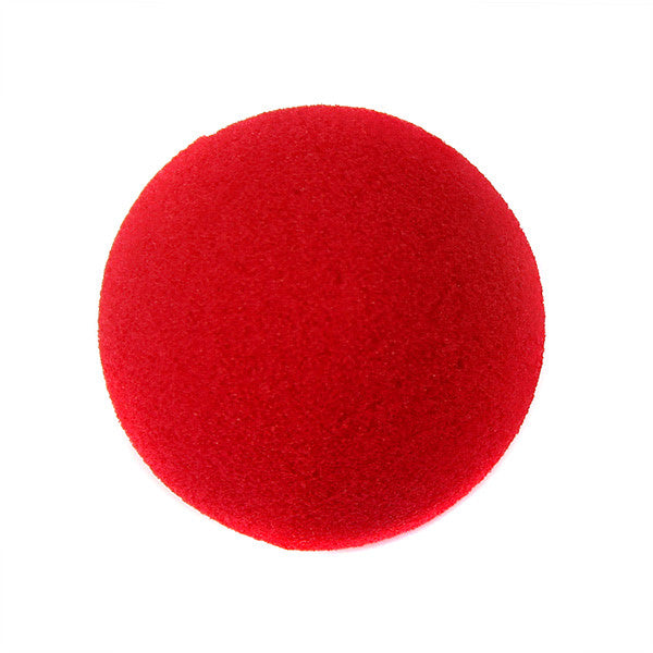 "alt Ben Nye Red Foam Nose 2"" Diameter RN-3"