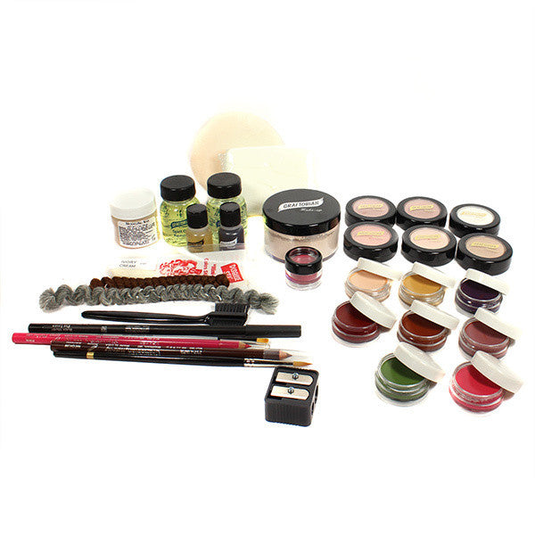 Graftobian Student Theatrical Kit (USA Only) -  | Camera Ready Cosmetics - 1