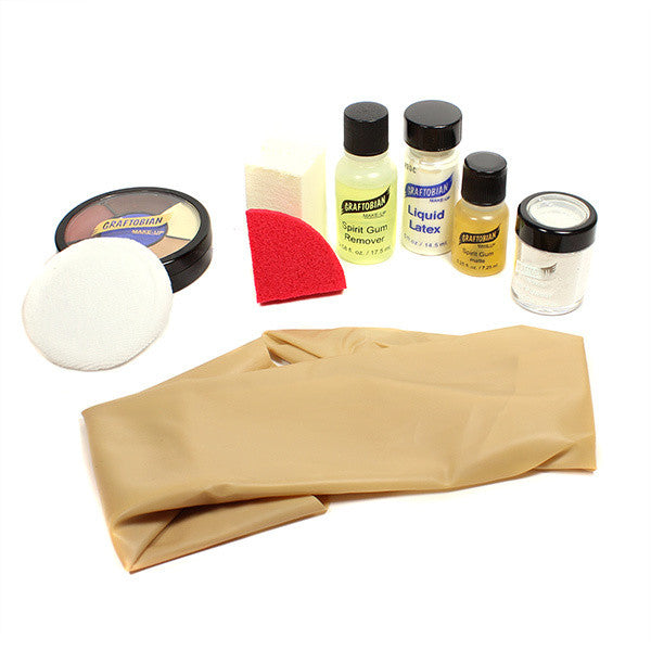 Graftobian Bald Cap Kit -  | Camera Ready Cosmetics