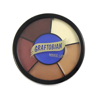 Graftobian Appliance RMG Wheel -  | Camera Ready Cosmetics - 1