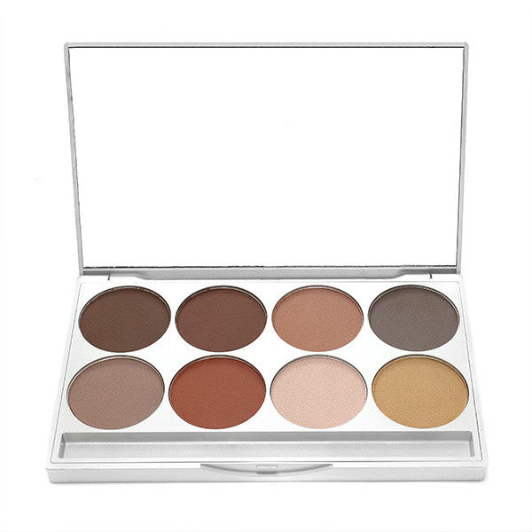 Graftobian HD Brow Powder Palette -  | Camera Ready Cosmetics - 1