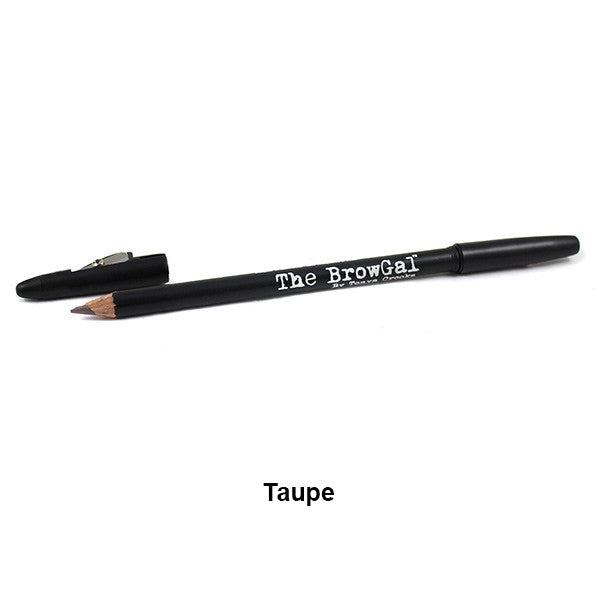 The BrowGal Skinny Eyebrow Pencil - Taupe 05 | Camera Ready Cosmetics - 9