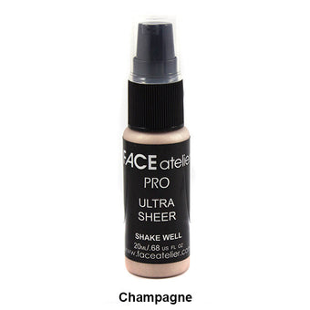 Face Atelier Ultrasheer Pro - #2 Champagne | Camera Ready Cosmetics - 4