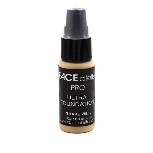 Face Atelier Ultra Foundation Pro - Sand UFP 04 | Camera Ready Cosmetics - 13