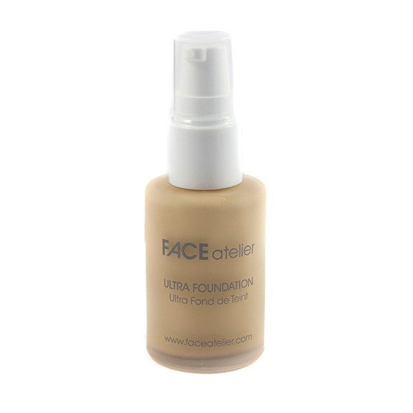 Face Atelier Ultra Foundation - Sand UF4 | Camera Ready Cosmetics - 9