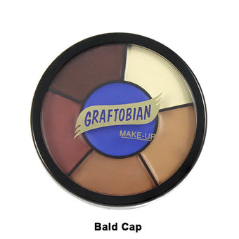 alt Graftobian Appliance RMG Wheel Bald Cap (87050)