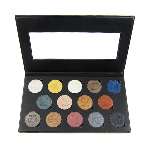 Ben Nye Pearl Sheen Palette - Neutral PSP-01 | Camera Ready Cosmetics - 4