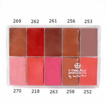 Maqpro Lipstick Palette R11 - 1oz./30ml. Full Size (Limited Quantity) | Camera Ready Cosmetics - 4