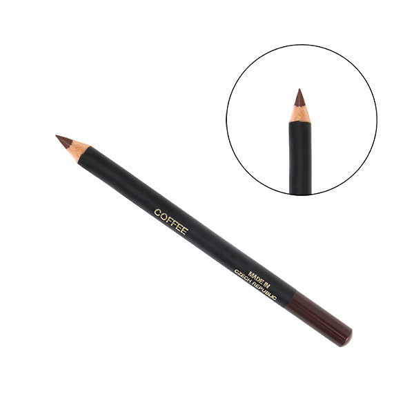 Camera Ready Slim Eye Pencil - Coffee | Camera Ready Cosmetics - 4