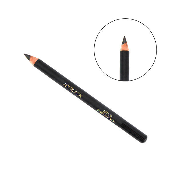 Camera Ready Slim Eye Pencil - Jet Black | Camera Ready Cosmetics - 7