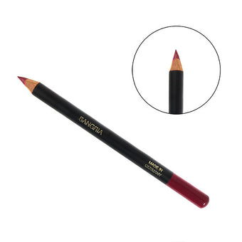 Camera Ready Slim Lip Pencil - Sangria | Camera Ready Cosmetics - 11