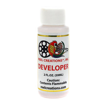 Reel Creations Reel Developer (USA Only) - 2oz Bottle | Camera Ready Cosmetics - 2