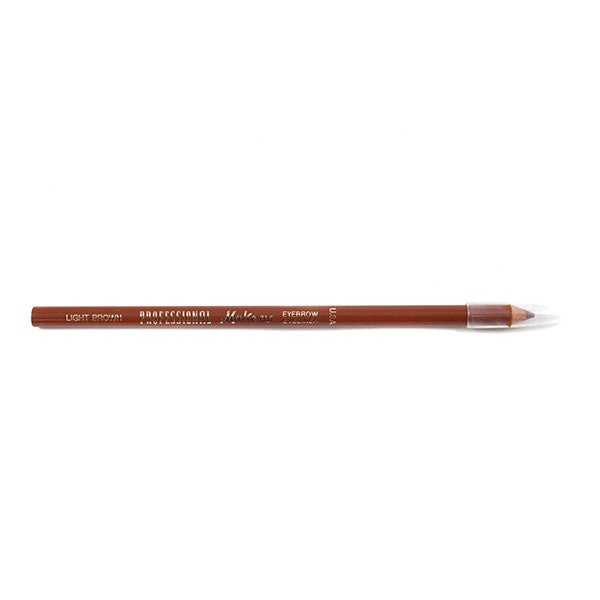 La Femme Professional Wooden Eye Pencil - Light Brown | Camera Ready Cosmetics - 11