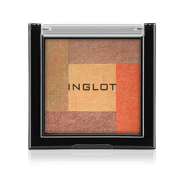 Inglot AMC Multicolour System Highlighting Powder FEB - 87 AMC | Camera Ready Cosmetics - 3