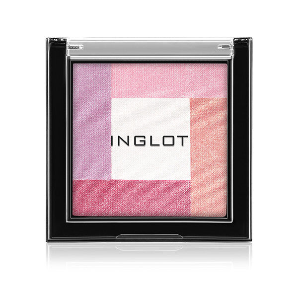 Inglot AMC Multicolour System Highlighting Powder FEB - 90 AMC | Camera Ready Cosmetics - 6