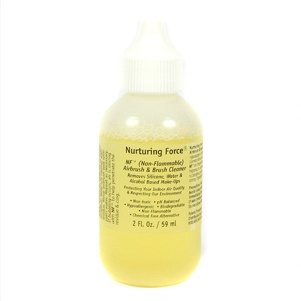 Nurturing Force Airbrush Cleaner Concentrate - 2 oz. | Camera Ready Cosmetics - 2