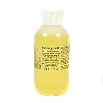 Nurturing Force Airbrush Cleaner Concentrate - 4 oz. | Camera Ready Cosmetics - 3