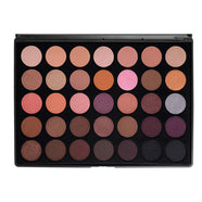 Morphe - 35W - 35 Color Warm Palette -