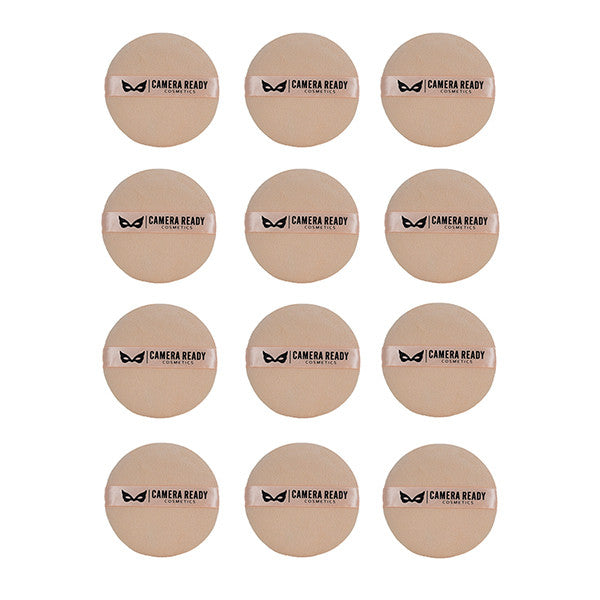 alt Camera Ready Velour Powder Puff Peach (12 Pack)