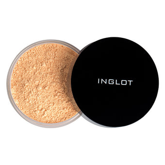 Inglot Mattifying Loose Powder 3S - 32 / 2.5g/0.09 US OZ | Camera Ready Cosmetics - 4