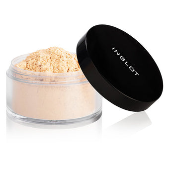 Inglot Mattifying Loose Powder 3S - 32 / 16g/0.56 US OZ | Camera Ready Cosmetics - 5