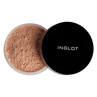 Inglot Mattifying Loose Powder 3S - 33 / 2.5g/0.09 US OZ | Camera Ready Cosmetics - 6