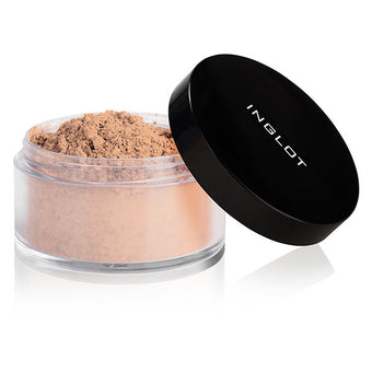 Inglot Mattifying Loose Powder 3S - 33 / 16g/0.56 US OZ | Camera Ready Cosmetics - 7