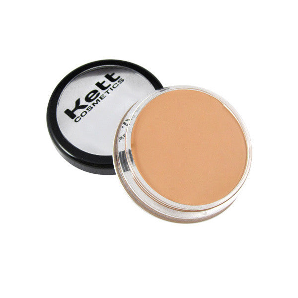 Kett Fixx Creme Makeup Compact -  | Camera Ready Cosmetics - 1