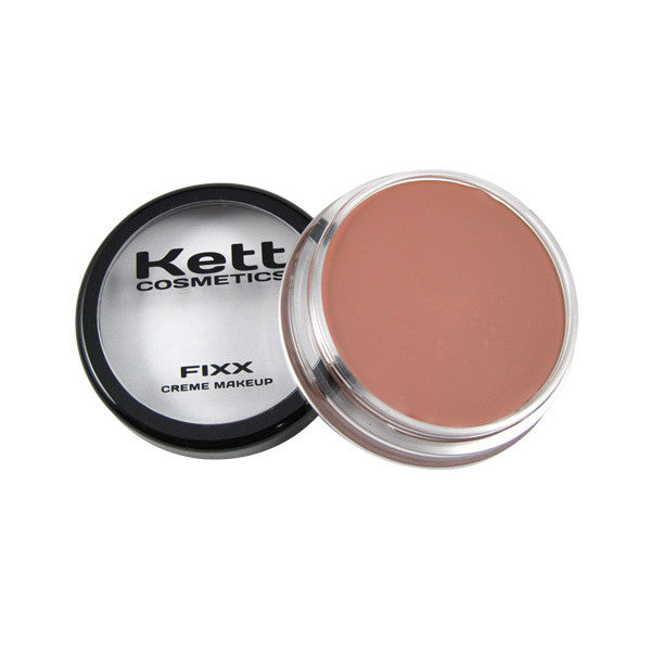 Kett Fixx Creme Blush Compact -  | Camera Ready Cosmetics - 1