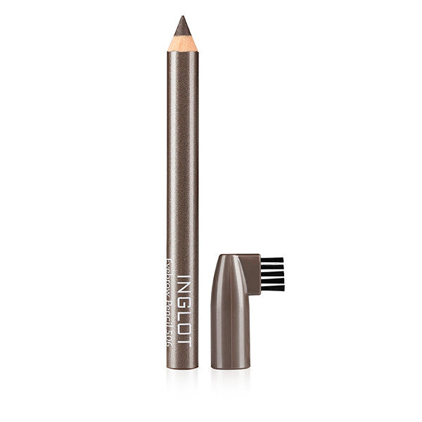 Inglot Eyebrow Pencil - 506 | Camera Ready Cosmetics - 5