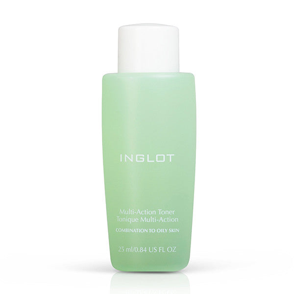 Inglot Multi-Action Toner Combination to Oily Skin - 25mL/0.84 fl oz | Camera Ready Cosmetics - 2