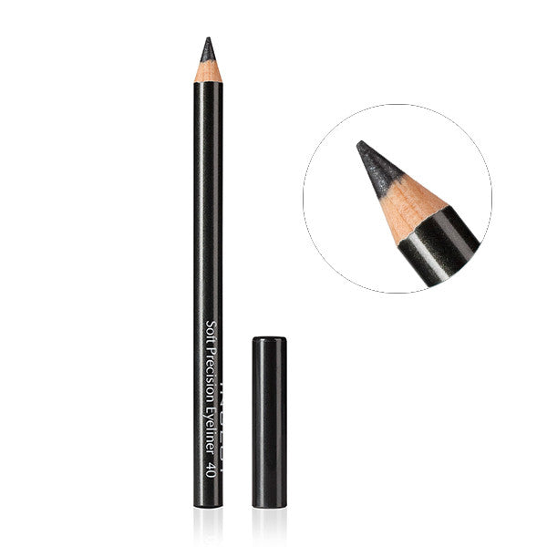 Inglot Soft Precision Eyeliner - 40 | Camera Ready Cosmetics - 17