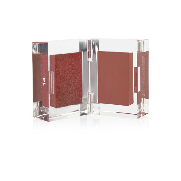 Inglot Lip Duo Lip Gloss & Lip Paint - 14 | Camera Ready Cosmetics - 3