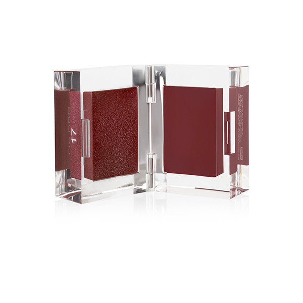 Inglot Lip Duo Lip Gloss & Lip Paint - 17 | Camera Ready Cosmetics - 4