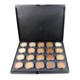 Mehron Celebre Pro-HD Makeup 20-Color Palette (large full sized) - Palette A- 201 -  | Camera Ready Cosmetics